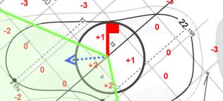 Green map image